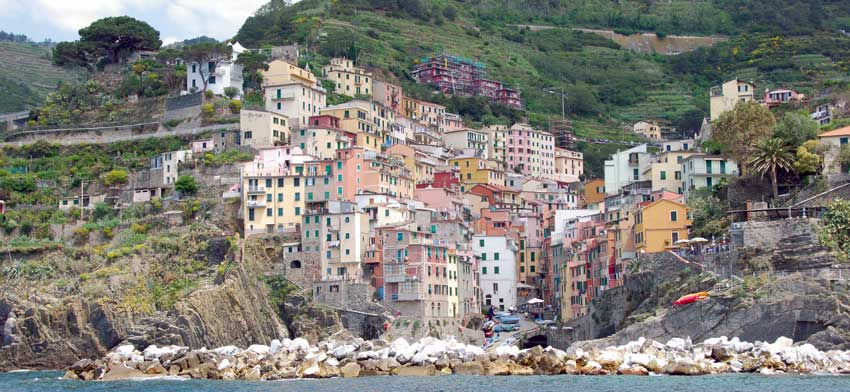 Self-Guided Walking in the Cinque Terre