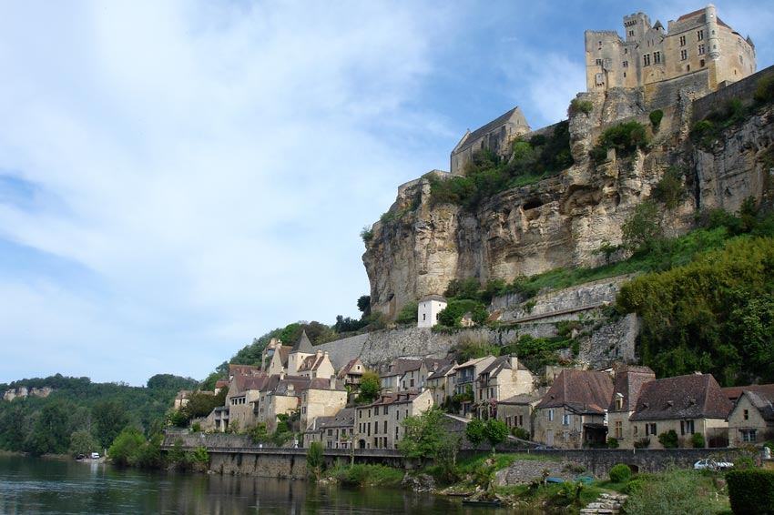 Beynac on the Dordogne Rive