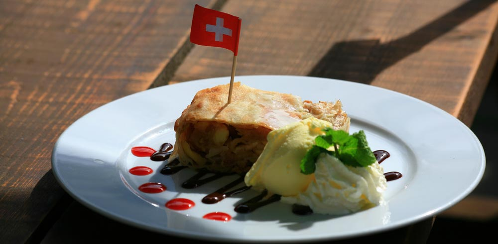 Food and drink in Switzerland