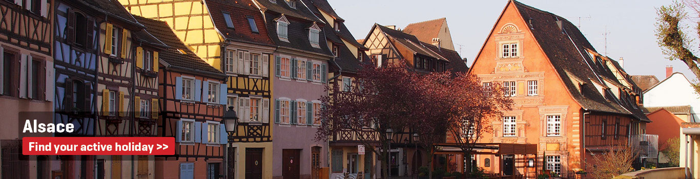 Walking Holidays in Alsace