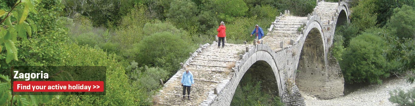 Self-Guided Walking Holidays in Greece