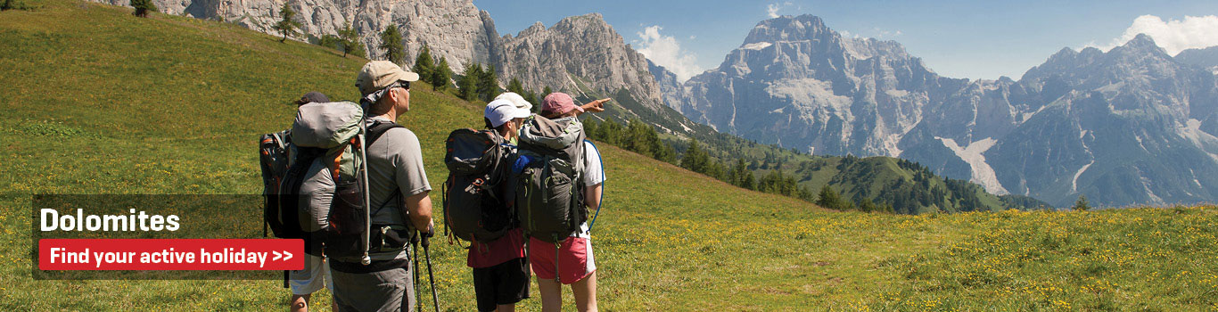 Guided Walking Holidays in Italy