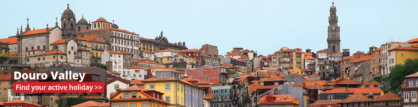 Porto walking tours with Sherpa Expeditions