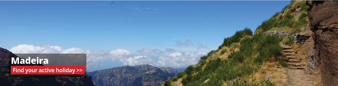 Walking Holidays in Madeira Island