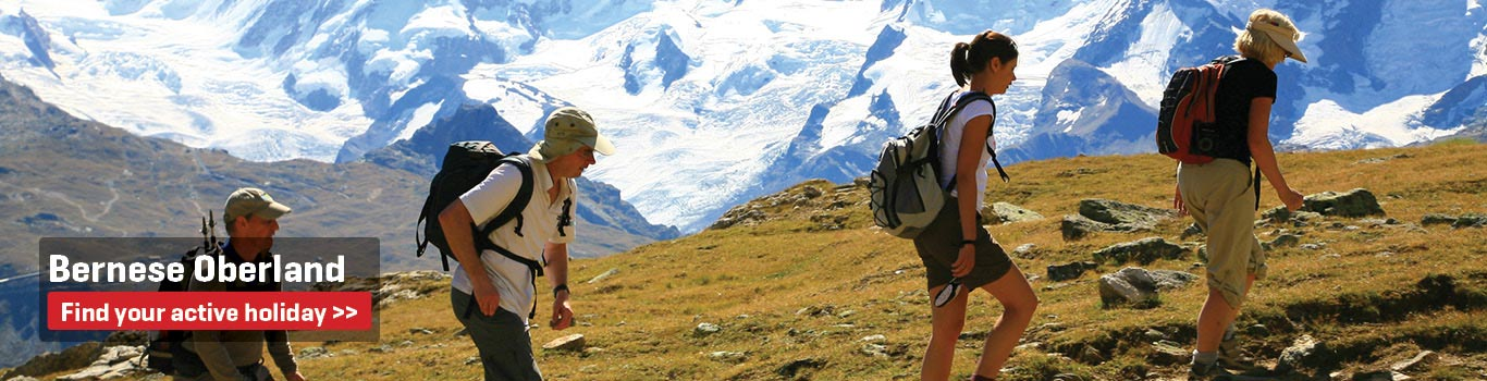 Walking Holidays in the Bernese Oberland 2