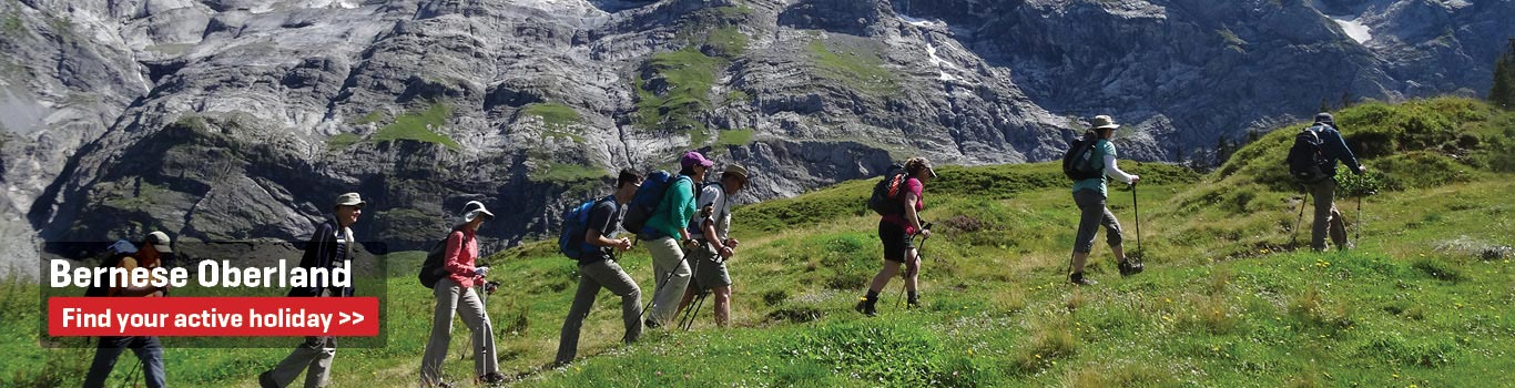 Walking Holidays in the Bernese Oberland 5