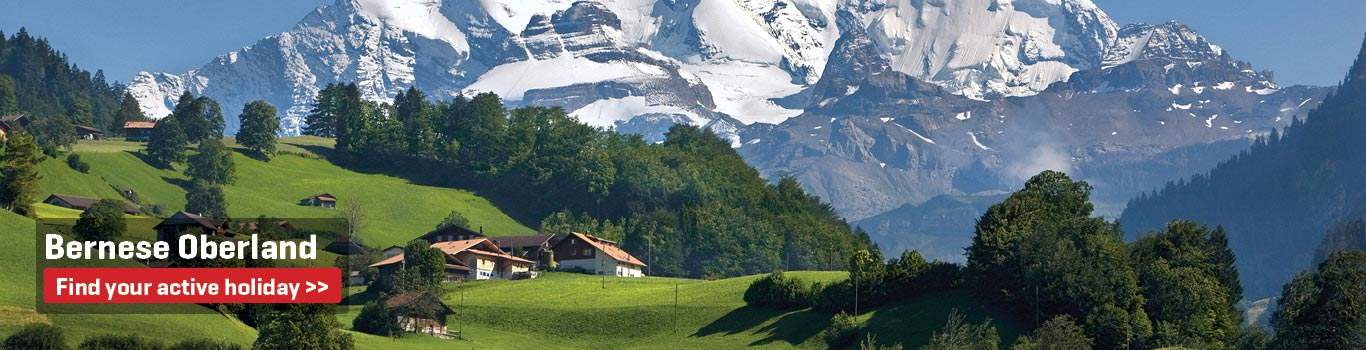 Walking Holidays in the Bernese Oberland