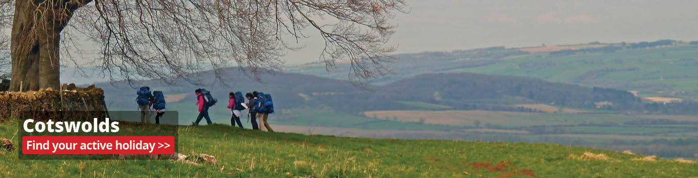 Cotswolds - Walking and Cycling Holidays in the United Kingdom