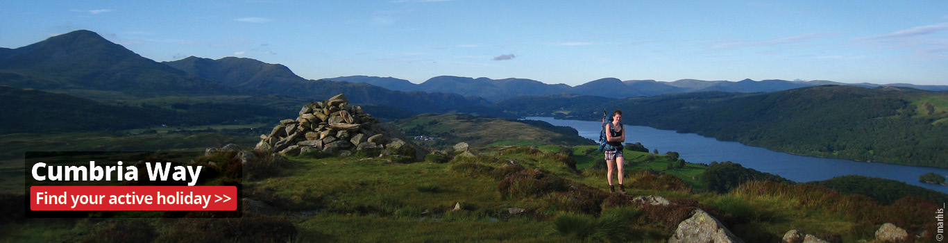 Walking Holidays in England's Lake District