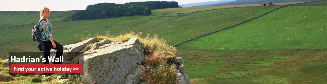 Hadrians Wall - Self-Guided Walking Holidays in the United Kingdom
