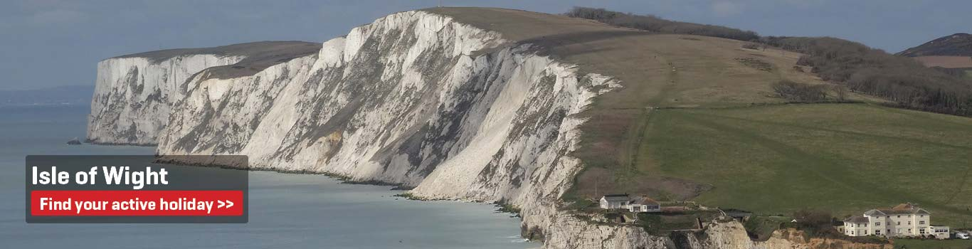 Isle of Wight - Walking and Cycling Holidays in the United Kingdom - Slider 4
