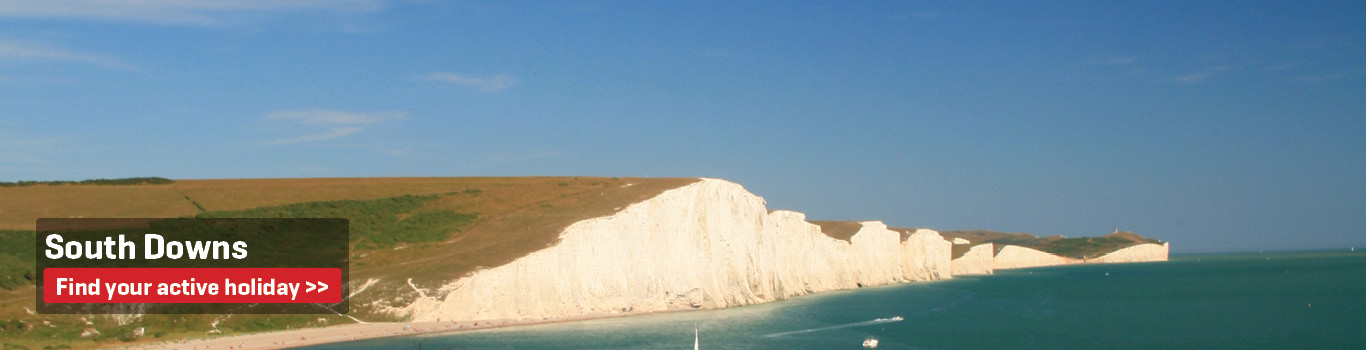 South Downs - Walking and Cycling Holidays in the United Kingdom
