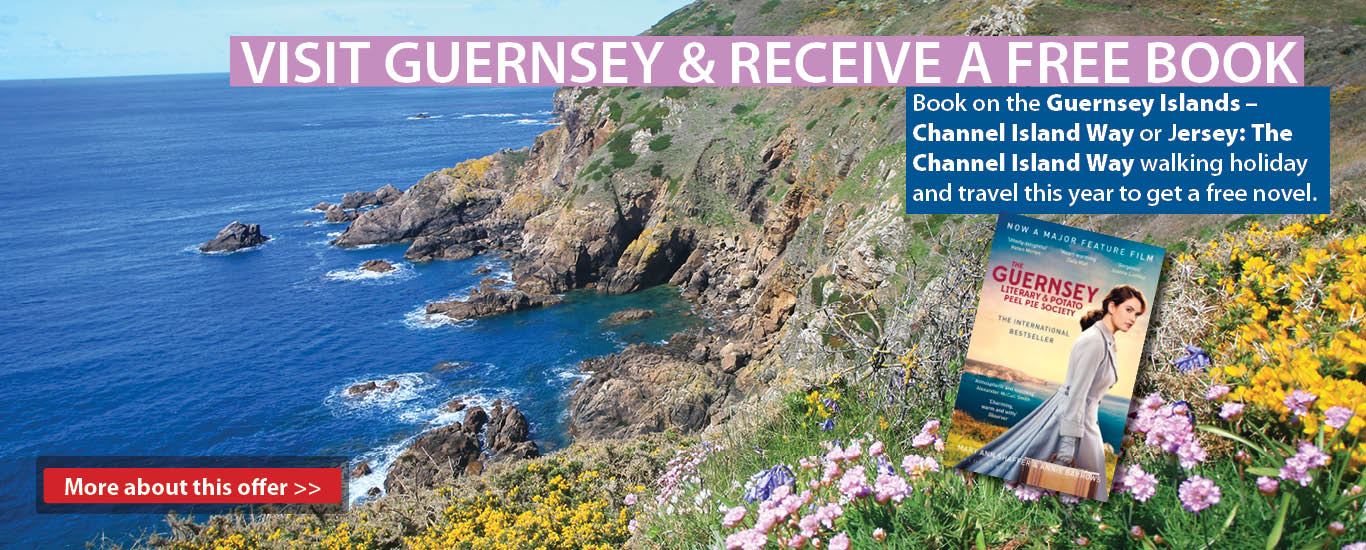 Guernsey Walking Holidays Deal