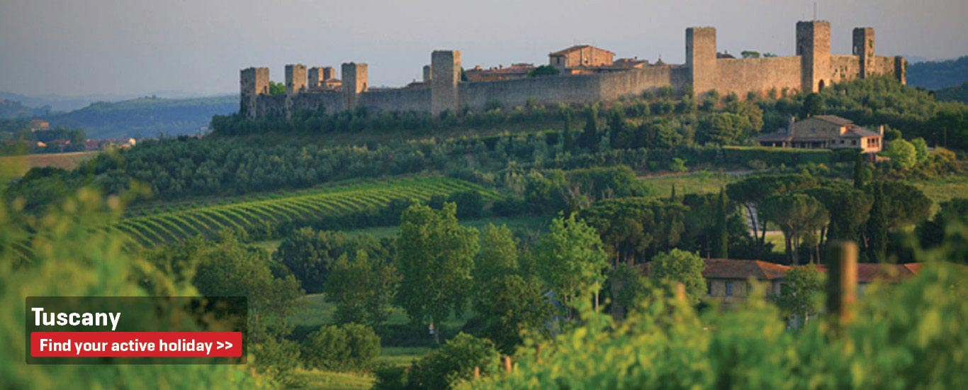 Tuscany Walking & Cycling Holidays