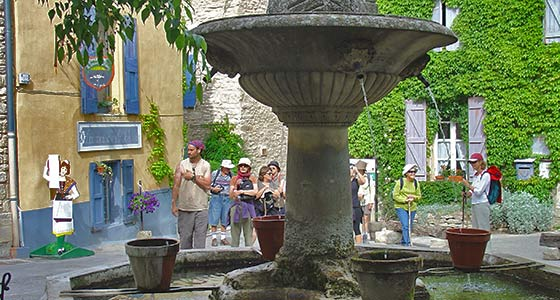 Self Guided Walking Holidays in Vincent van Gogh's Provence
