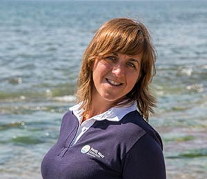 Esther Pearson, Director of South West Coast Path Association, Cornwall