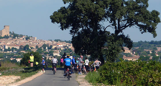 Provence Bike and Boat holidays