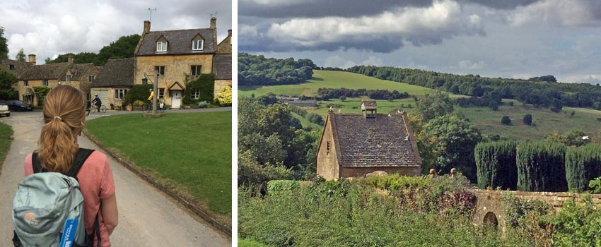 Visit Cotswolds for a first time walking holiday
