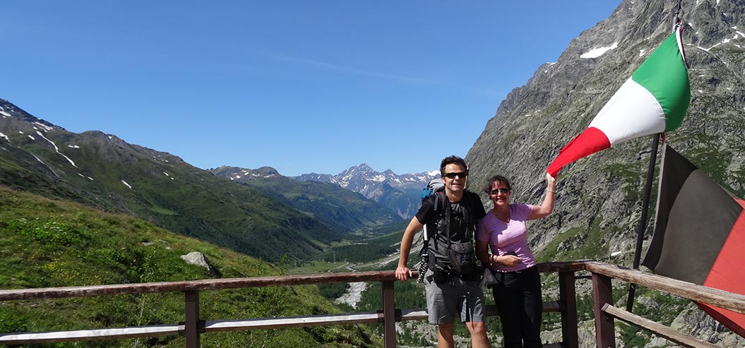 TMB walking in the Alps - Sherpa Expeditions