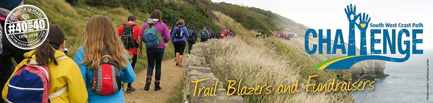 Celebrate the Cornish Coastal Path - Sherpa Expeditions in support of South West Coast Path Association