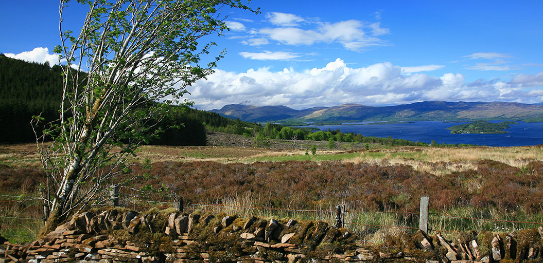 Walking in Scotland: John Muir Way long distance trail with Sherpa Expeditions