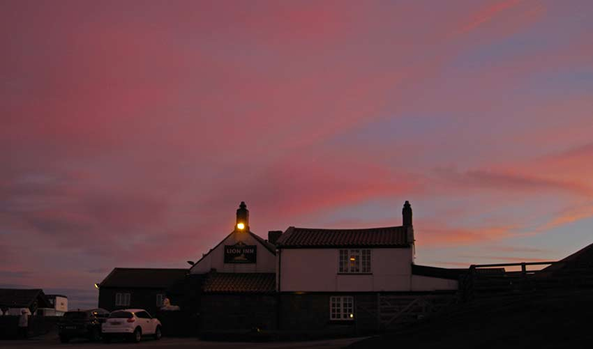 Lion Inn - English Lake District pictures - Sherpa Expeditions