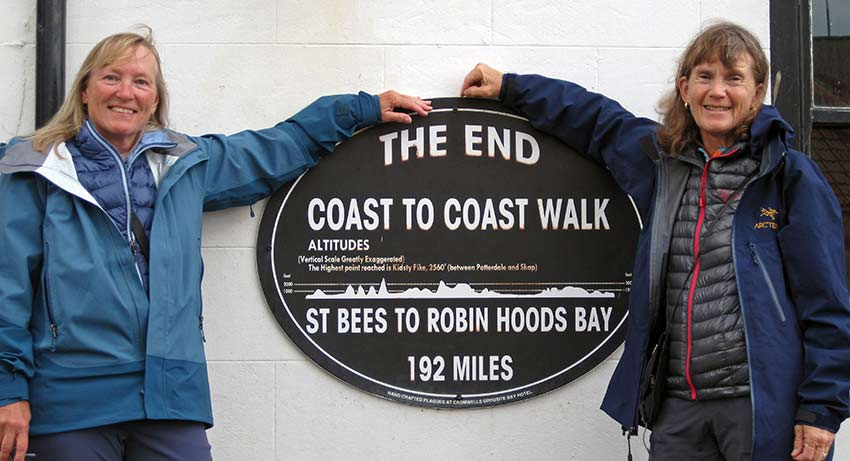 complete the Coast to Coast Walk - Sherpa Expeditions