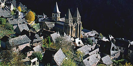 Villages of France - Conques