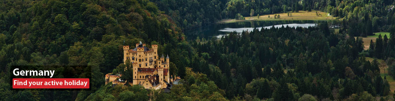 Self-Guided Walking Holidays in Germany