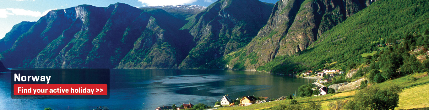 Self-Guided Walking Holidays in Norway