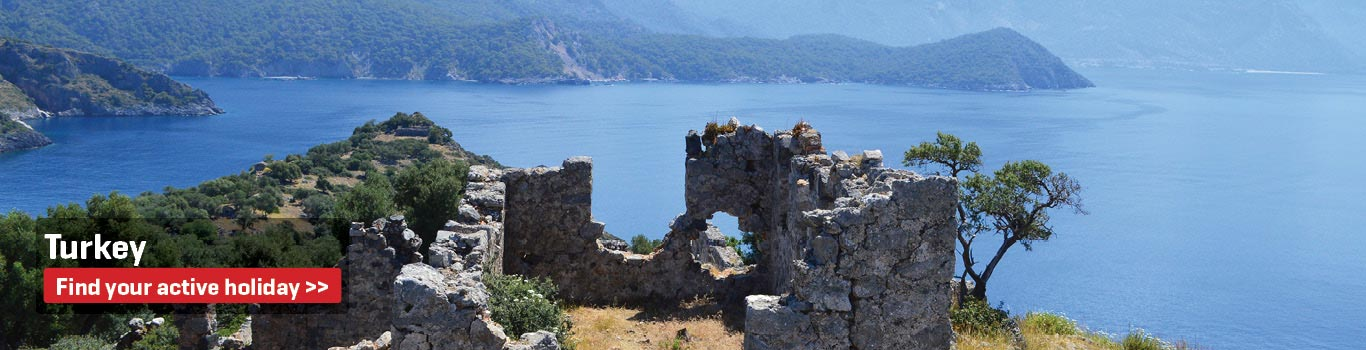 Self-Guided Walking Holidays in Turkey 3