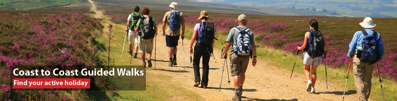 Guided Walking Holidays in the UK