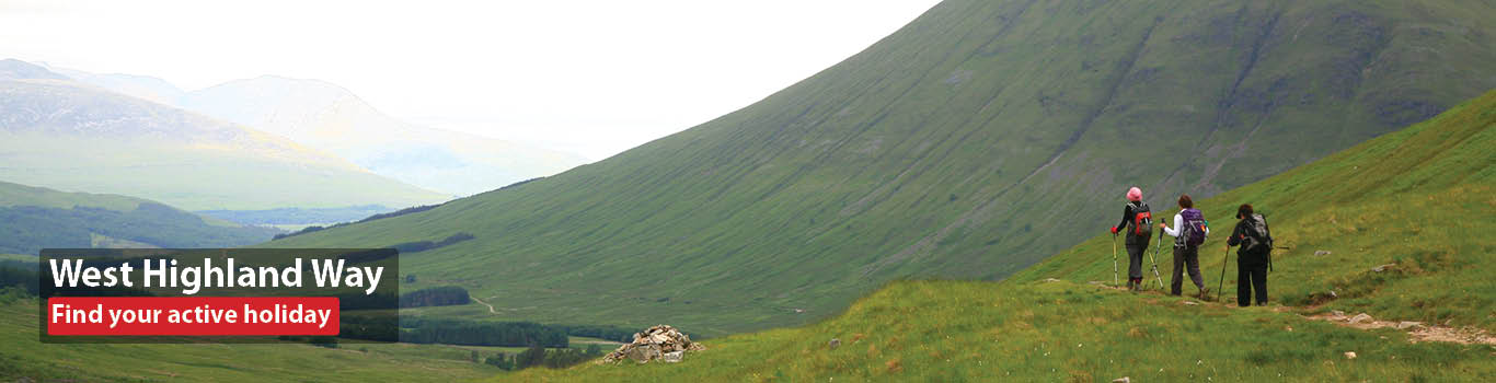 Walking the West Highland Way with Sherpa Expeditions